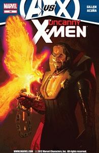 Cover of Uncanny X-Men 16 Comic eBook