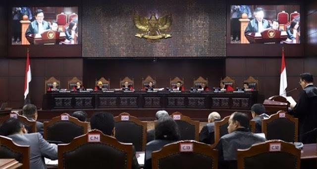 Rapat Hakim Selesai, MK Bacakan Putusan Sengketa Pilpres 27 Juni