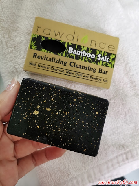 Rawdiance, Rawdiance Glycerin Charcoal Nano Gold with Argan Oil Soap, Rawdiance Glycerin Charcoal Nano Gold with Bamboo Salt Soap, Beauty Soap Review, Soap Review, Rawdiance Glycerin Charcoal Nano Gold Review, Beauty