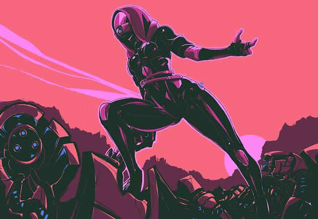Новый взлет Микромикроса: Bioware и Mass Effect 3