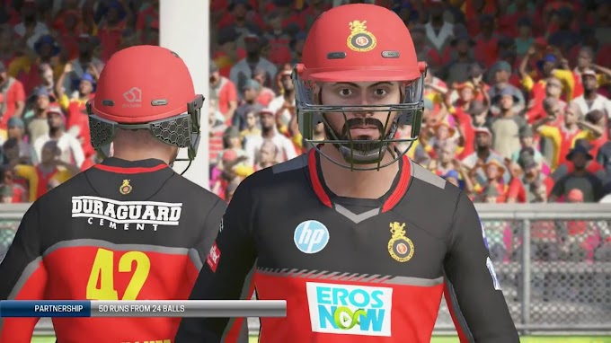 Best Cricket Game For Android With Carrier Mode