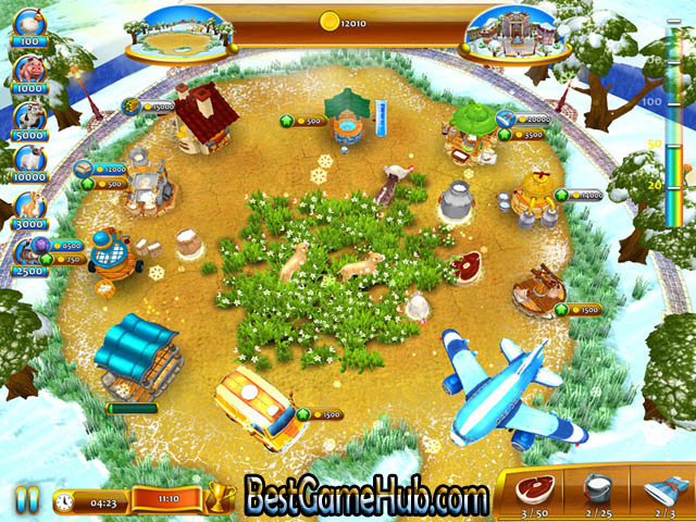 Farm Frenzy 4 High Compressed PC Game Free Download