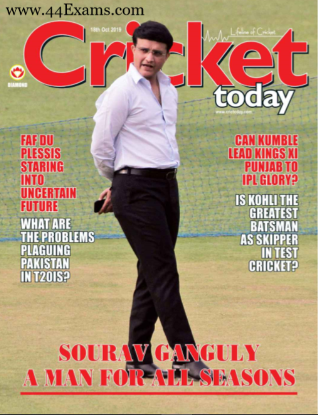 Cricket-Today-Magazine-October-2019-For-All-Competitive-Exam-PDF-Book