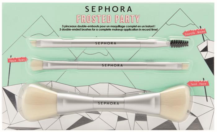 Sephora Double Ended Brush Set