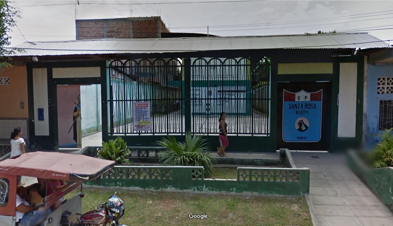 Escuela 60194 SANTA ROSA - Iquitos