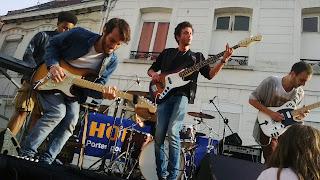 L'IMPASSE MEXICAINE - Live Douai/ Rock n Saint amé 2017. Post rock
