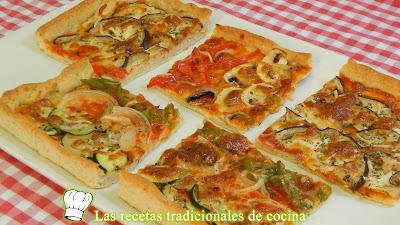 Receta fácil de masa casera integral para pizza