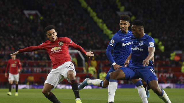 Everton vs Manchester United, Pertandingan Sepakbola yang Sengit
