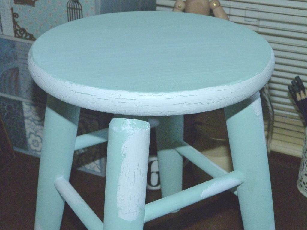 Decoupage en muebles paso a paso handbox craft lovers for Muebles craquelados