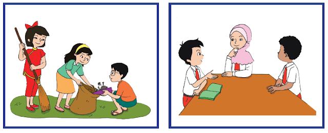 Jawaban buku siswa kelas 6 tema 1 halaman 43