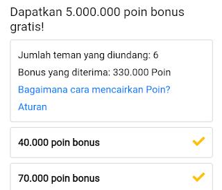 cara mendapatkan 5 juta poin gratis di buzzbreak