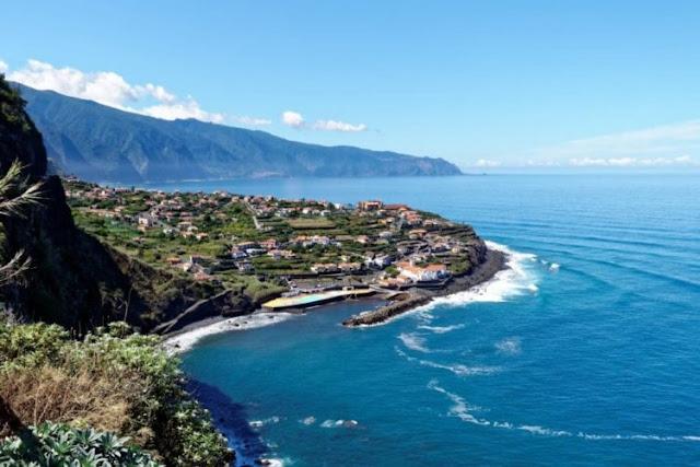 Ilha da Madeira (Oceano Atlântico)