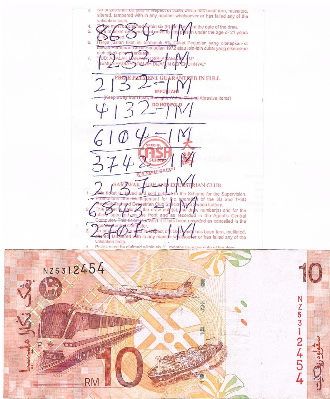 FORECAST LIDASSCAN: Pesanan nombor oleh sifu chart magnum