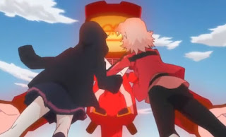 FLCL Progressive Episodio 06