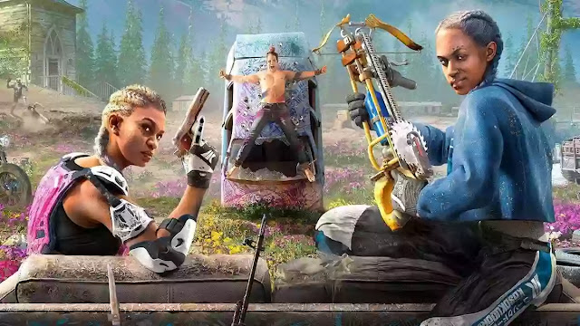FAR CRY NEW DAWN EVERYTHING FIX