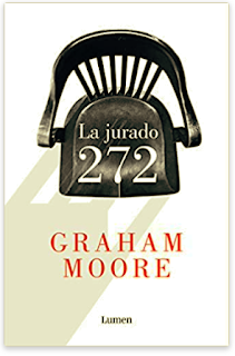 «La jurado 272» de Graham Moore