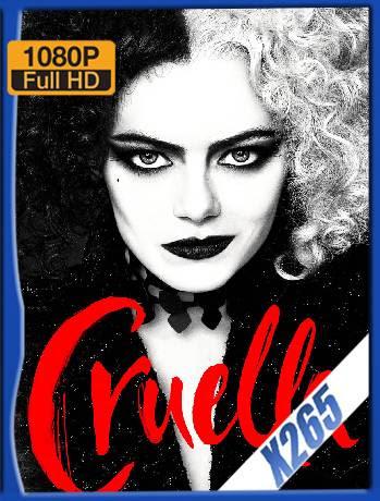 Cruella (2021) WEB-DL 1080p x265 Latino [GoogleDrive] Ivan092