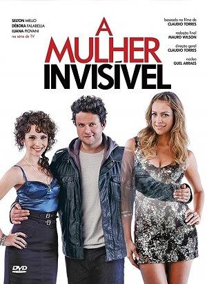 A Mulher Invisível - A Série Séries Torrent Download onde eu baixo