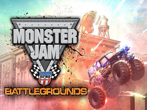 Monster Jam Battlegrounds Game Free Download