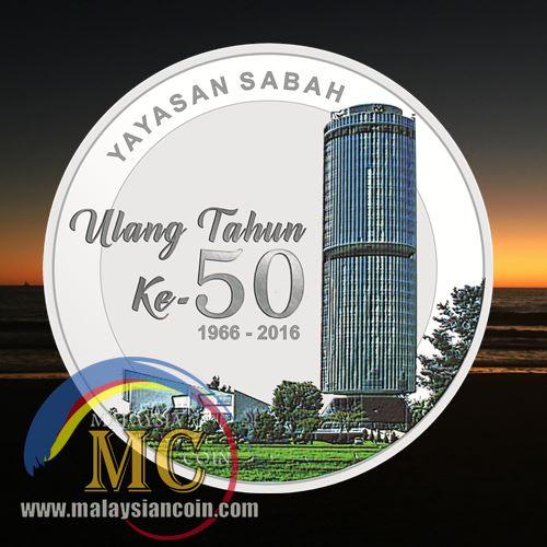 Syiling Yayasan Sabah