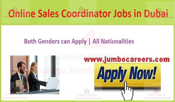 Current sales jobs in Gulf countries,