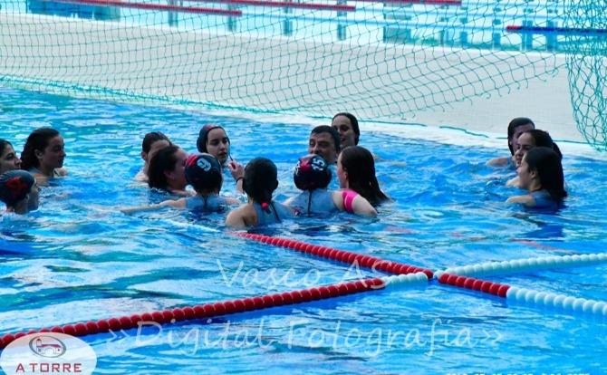 Benfica Blogs Campeão Nacional de Polo Aquático Feminino