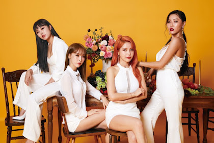 Lyrics and Video MAMAMOO – You Don't Know Me