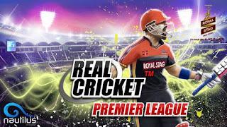 Real Cricket Premier League Mod Apk Data v1.0.2 Unlimited Money Terbaru