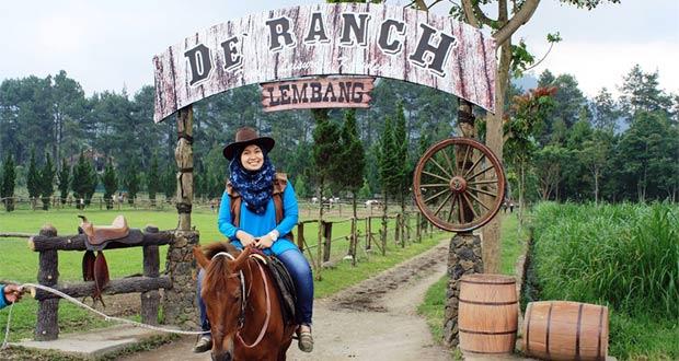 De'Ranch Bandung (Foto : annisarangkuti.wordpress.com)