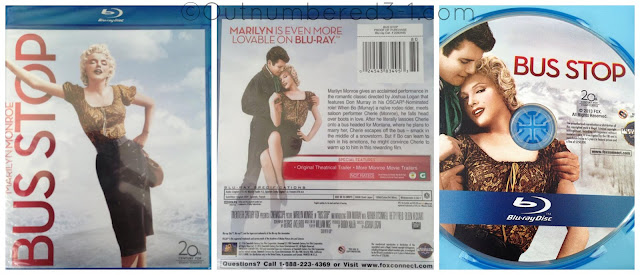 Bus Stop on Blu-Ray