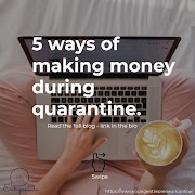 5 ways to earn money during quarantine.