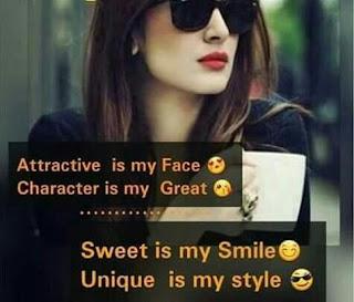 Attitude Profile Pics for Girls