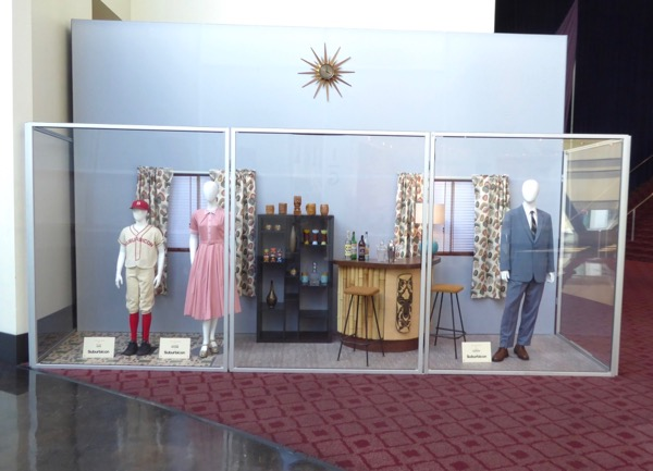 Suburbicon movie costume exhibit