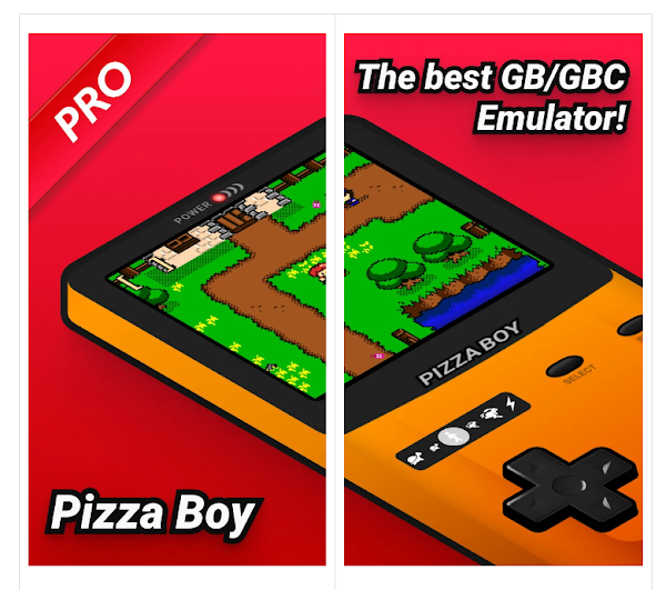 Download Pizza Boy GBC Pro APK Android Emulator