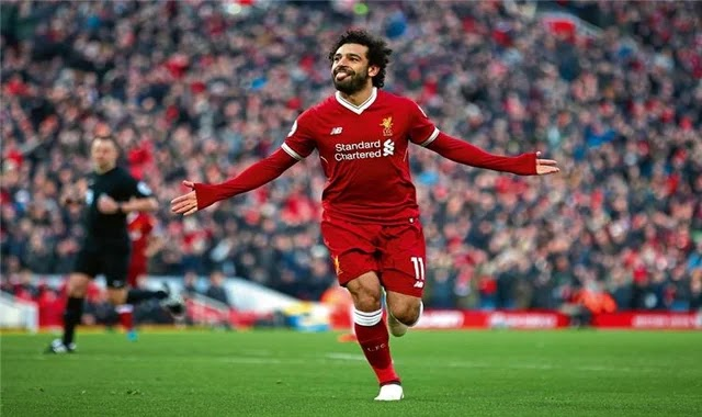Mohamed Salah cannot be compared with Messi and Ronaldo
