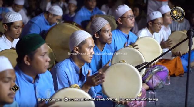 Lirik-Sholawat-Wulidal-Musyarof