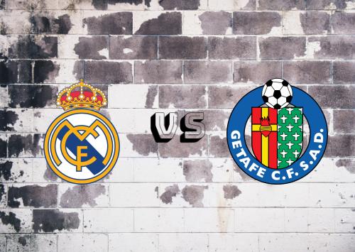 Real Madrid vs Getafe  Resumen y Partido Completo