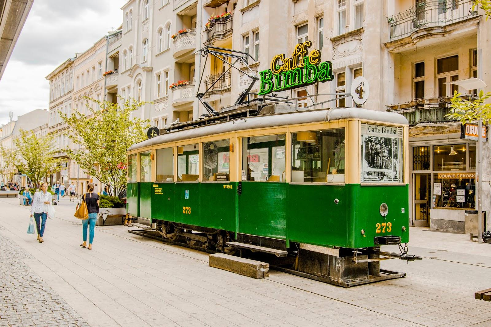 Bimba, tramwaj w Poznaniu