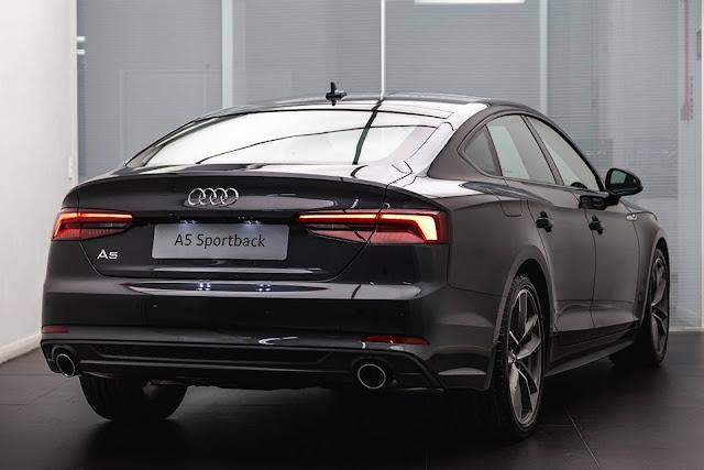 Audi A4 Sportback 2019