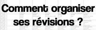Comment s'organiser dans ses révisions pour les examens de fin d'année