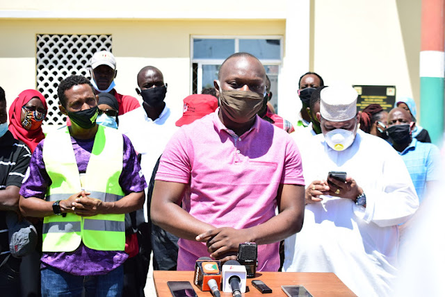 Mombasa MCAs vocal to Impeach Joho Photos