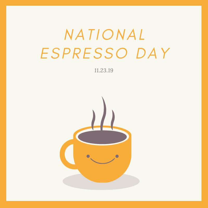 National Espresso Day Wishes for Instagram