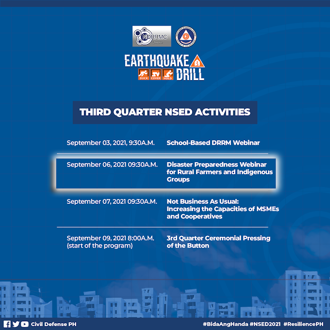 Day 2 Free Webinar on Disaster Risk and Reduction Management | September 6 | Register Now
