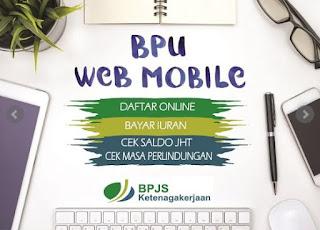 daftar BPJS Ketenagakerjaan mandiri dengan android