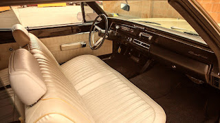 1968 Dodge Coronet 500 Sport Coupe Dashboard