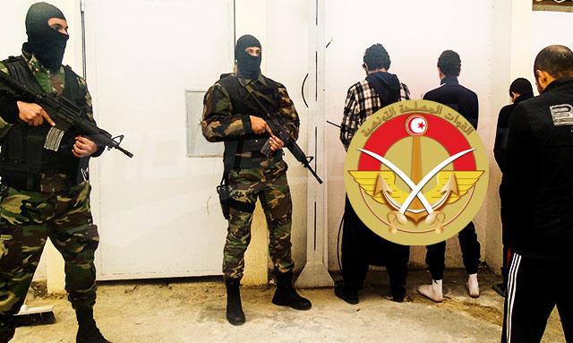 تونس : إيقاف 3 أشخاص متورّطين في قضايا إرهابية