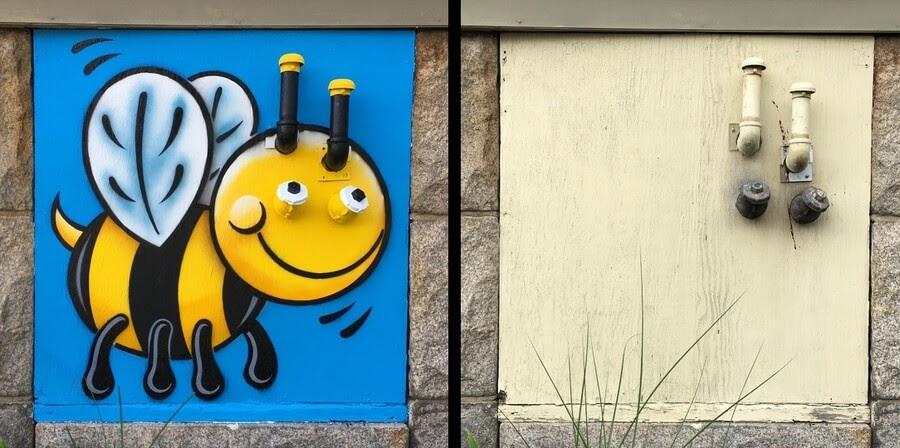 07-Honey-Bee-exhausts-Tom-Bob-www-designstack-co