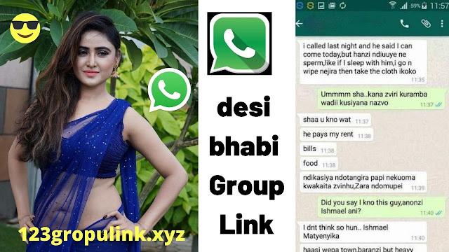 Join 1001+ desi bhabi whatsapp group links 2020