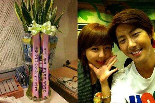 Druženje s yewon-om i kwanghee-jem
