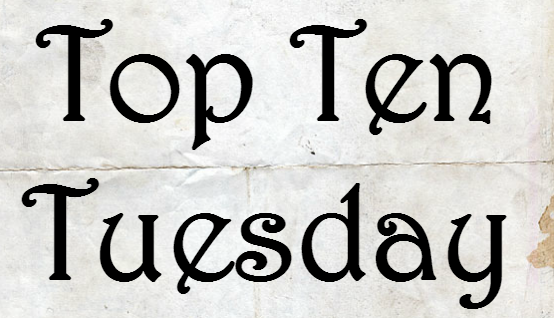 Read All The Things Top Ten Tuesday Recent Dnfs